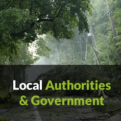 Clarkes Tree Care Clients - Local Authorities & Government